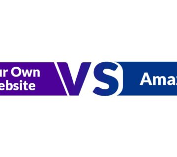 Own Website vs Amazon - Which is Best to Run an E-Commerce Business?